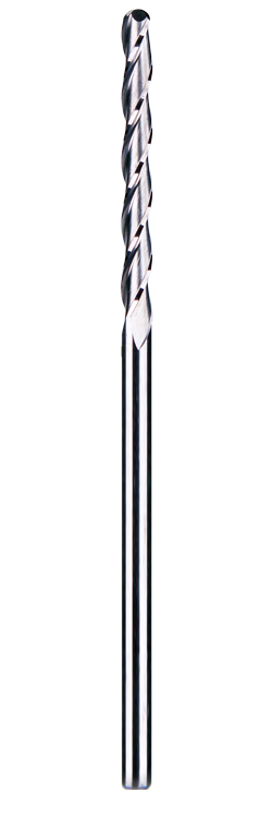 Endmills Long for Wood / Foam / Boards - ball nose - FrezyCNC eu